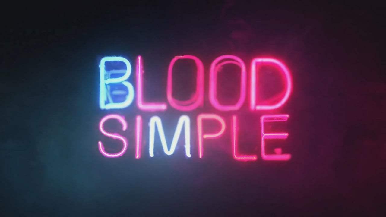 Blood Simple Trailer