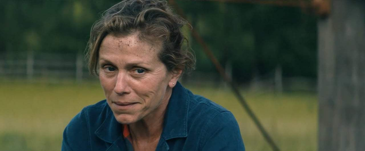 Three Billboards Outside Ebbing, Missouri Trailer (2017) Screen Capture #1