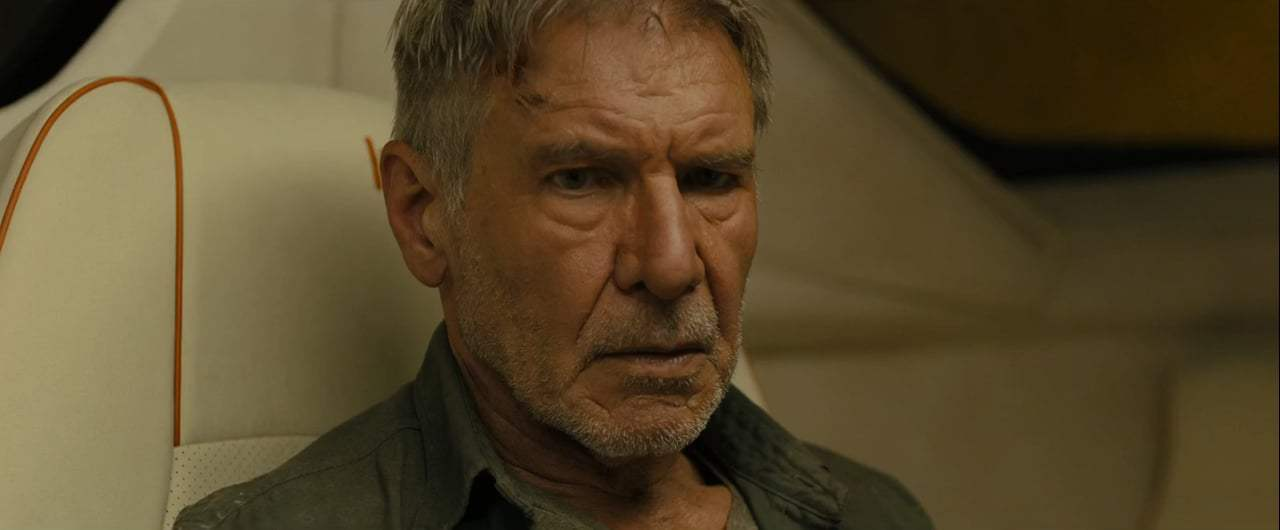 Blade Runner 2049 TV Spot - Begins (2017) Screen Capture #2
