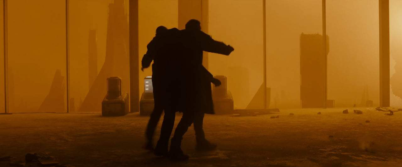 Blade Runner 2049 TV Spot - Begins (2017) Screen Capture #3