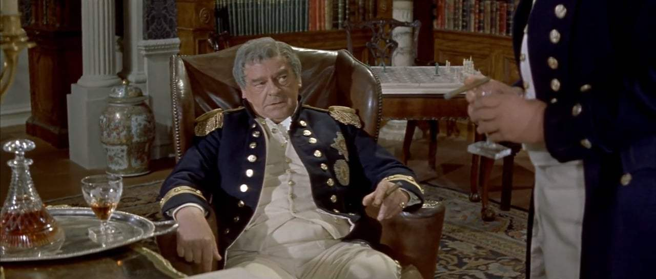 Damn the Defiant! (1962) - Lieut. Scott Padget Screen Capture #4