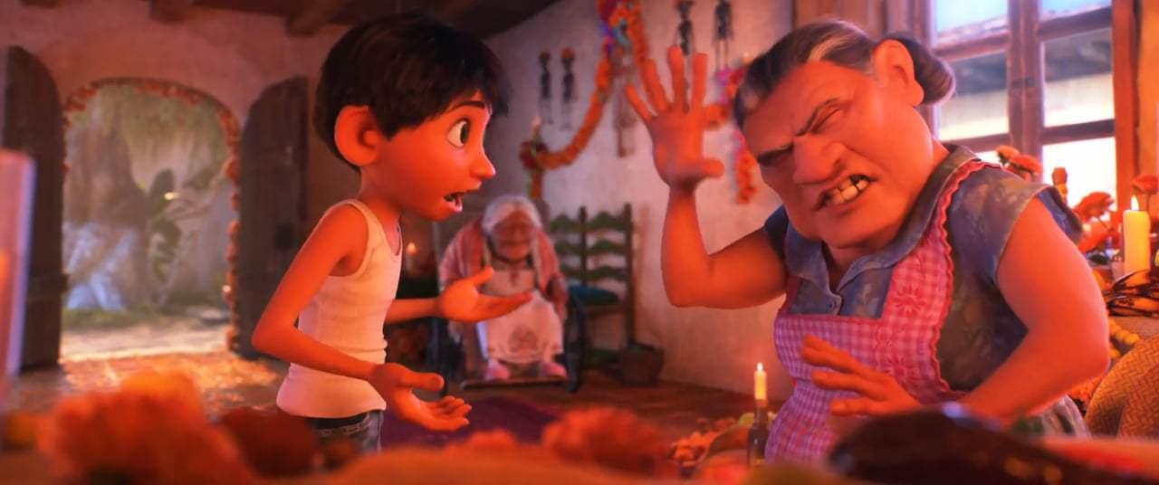 Coco TV Spot - Happy Grandparents Day (2017) Screen Capture #1