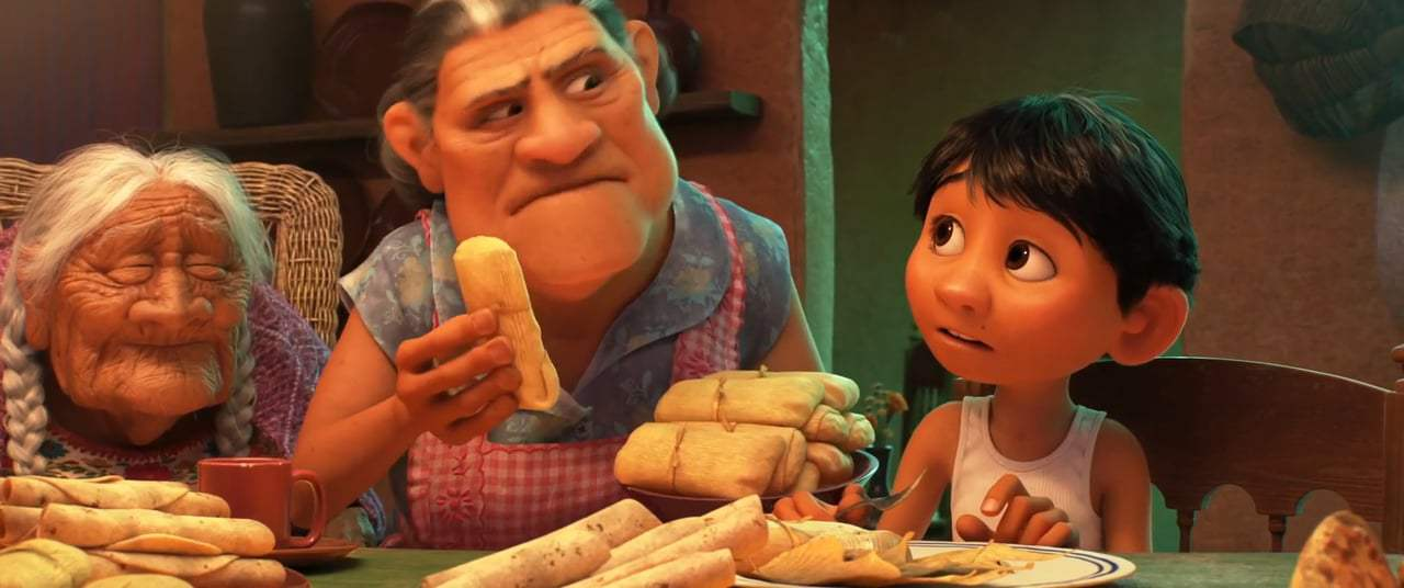 Coco TV Spot - Happy Grandparents Day (2017) Screen Capture #3