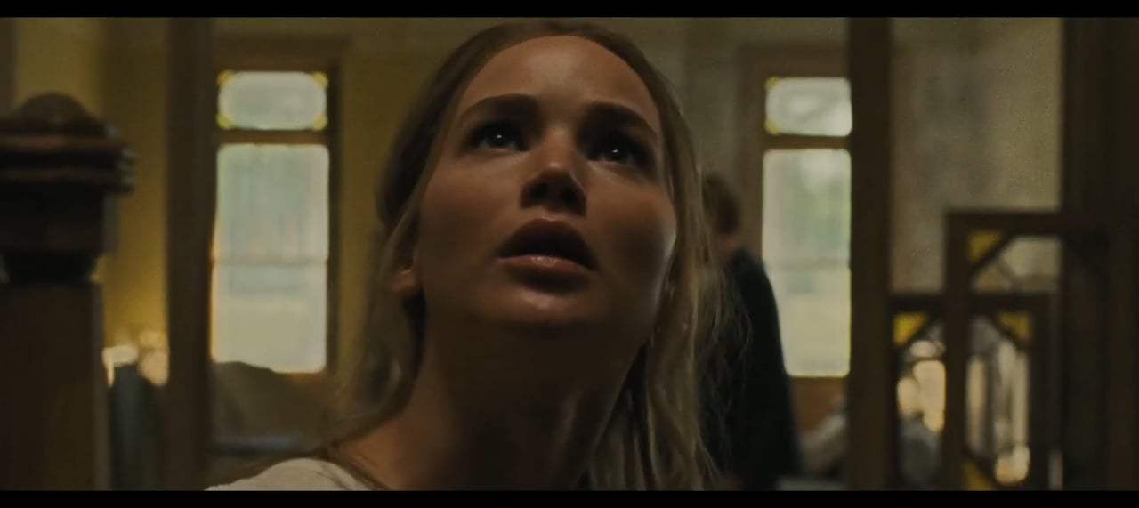 Mother! TV Spot - Visceral Reaction (2017) Screen Capture #1