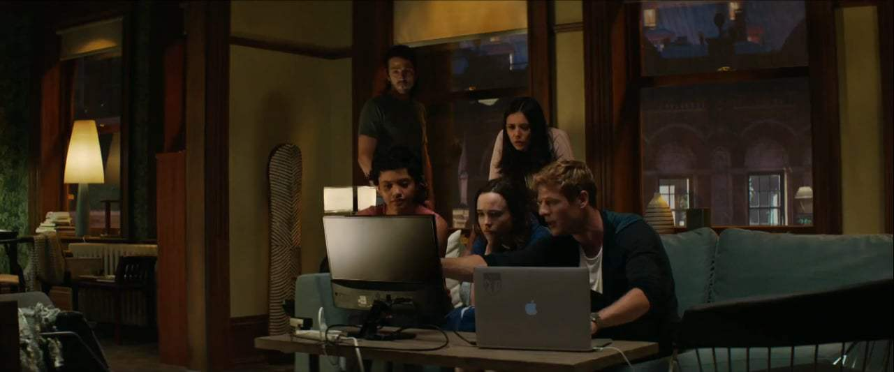 Flatliners TV Spot - Defibrillator (2017) Screen Capture #2