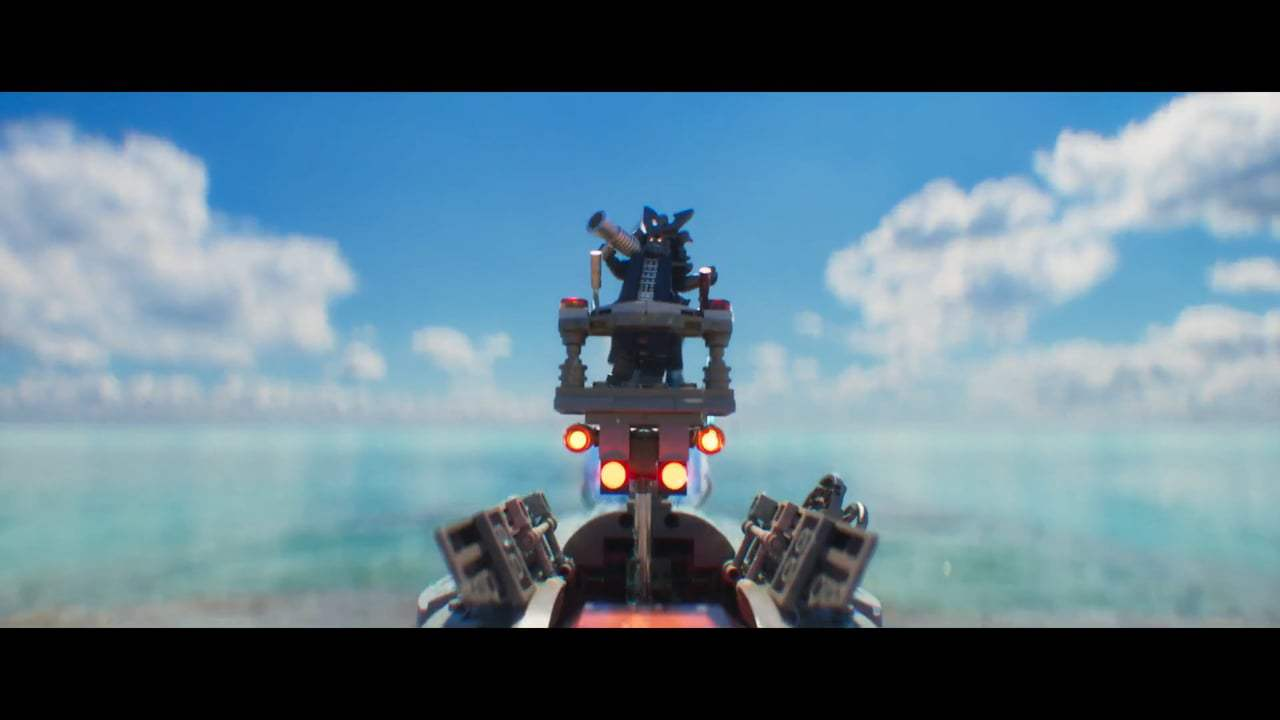 The Lego Ninjago Movie Featurette - Kicks & Bricks (2017) Screen Capture #1