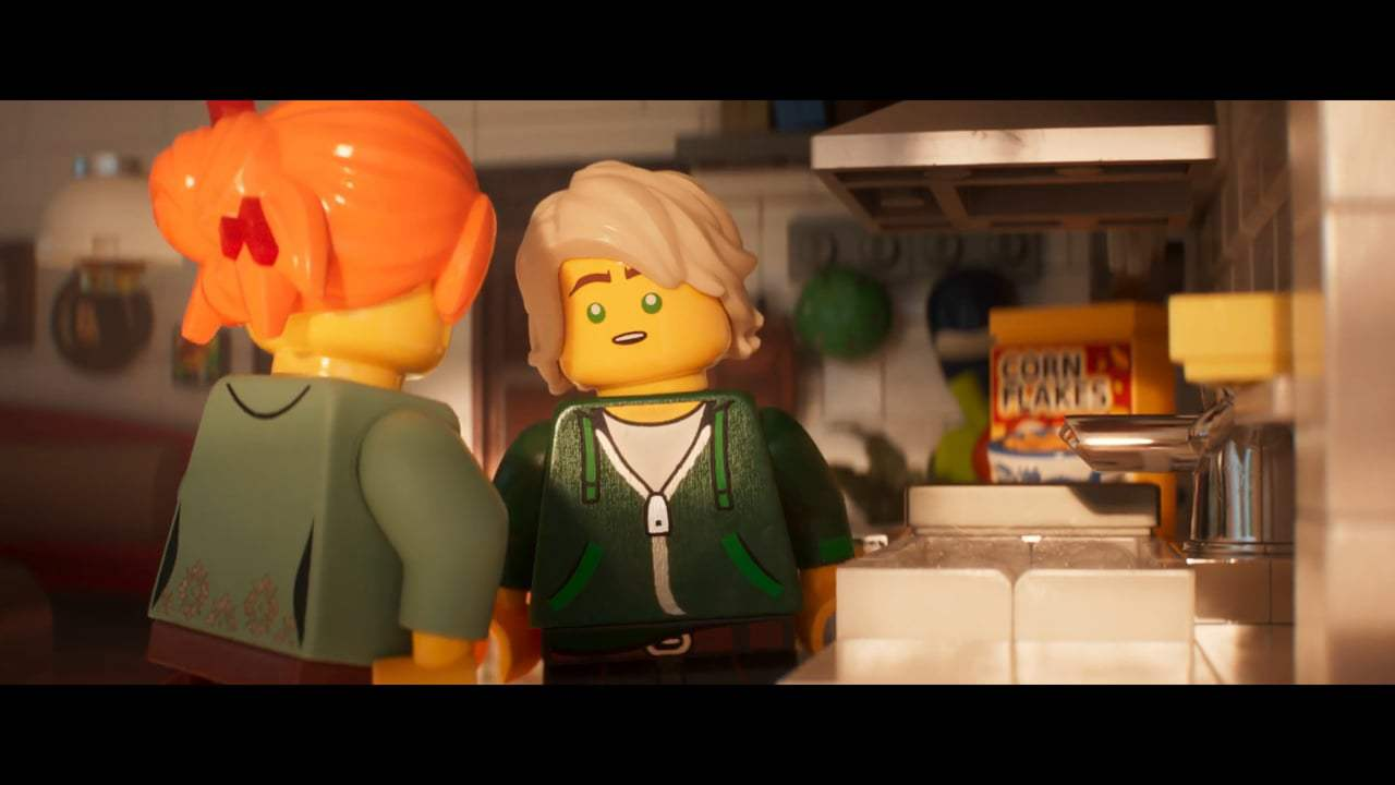 The Lego Ninjago Movie Featurette - Kicks & Bricks (2017) Screen Capture #3