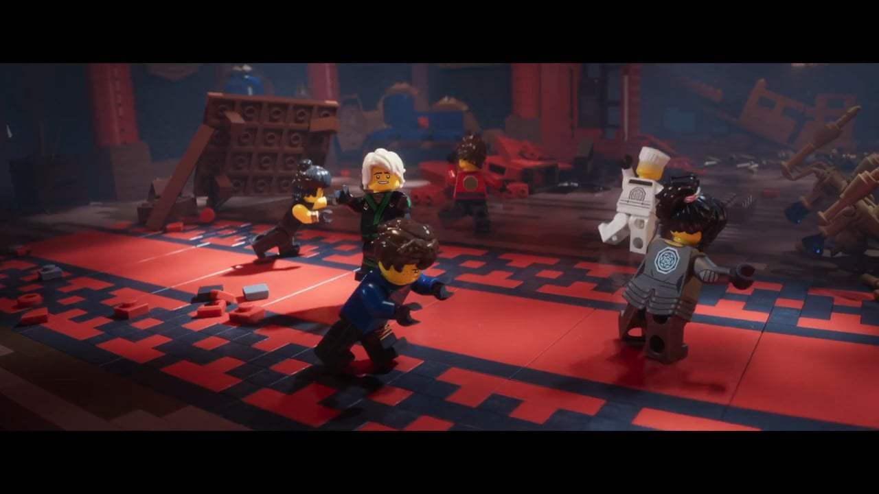 The Lego Ninjago Movie Featurette - Kicks & Bricks (2017) Screen Capture #4