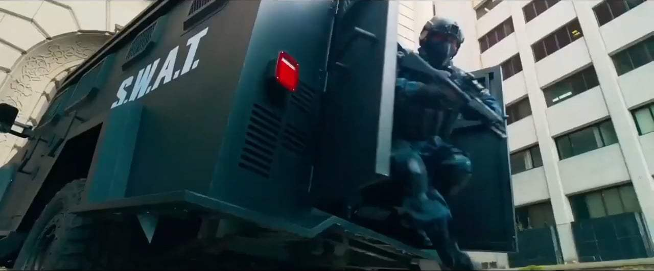 Bleeding Steel Trailer (2017) Screen Capture #3