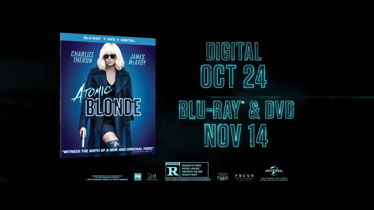 Atomic Blonde TV Spot - Own It (2017) Screen Capture #4