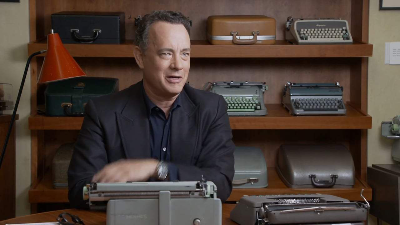 California Typewriter (2017) - Tom Hanks Screen Capture #2