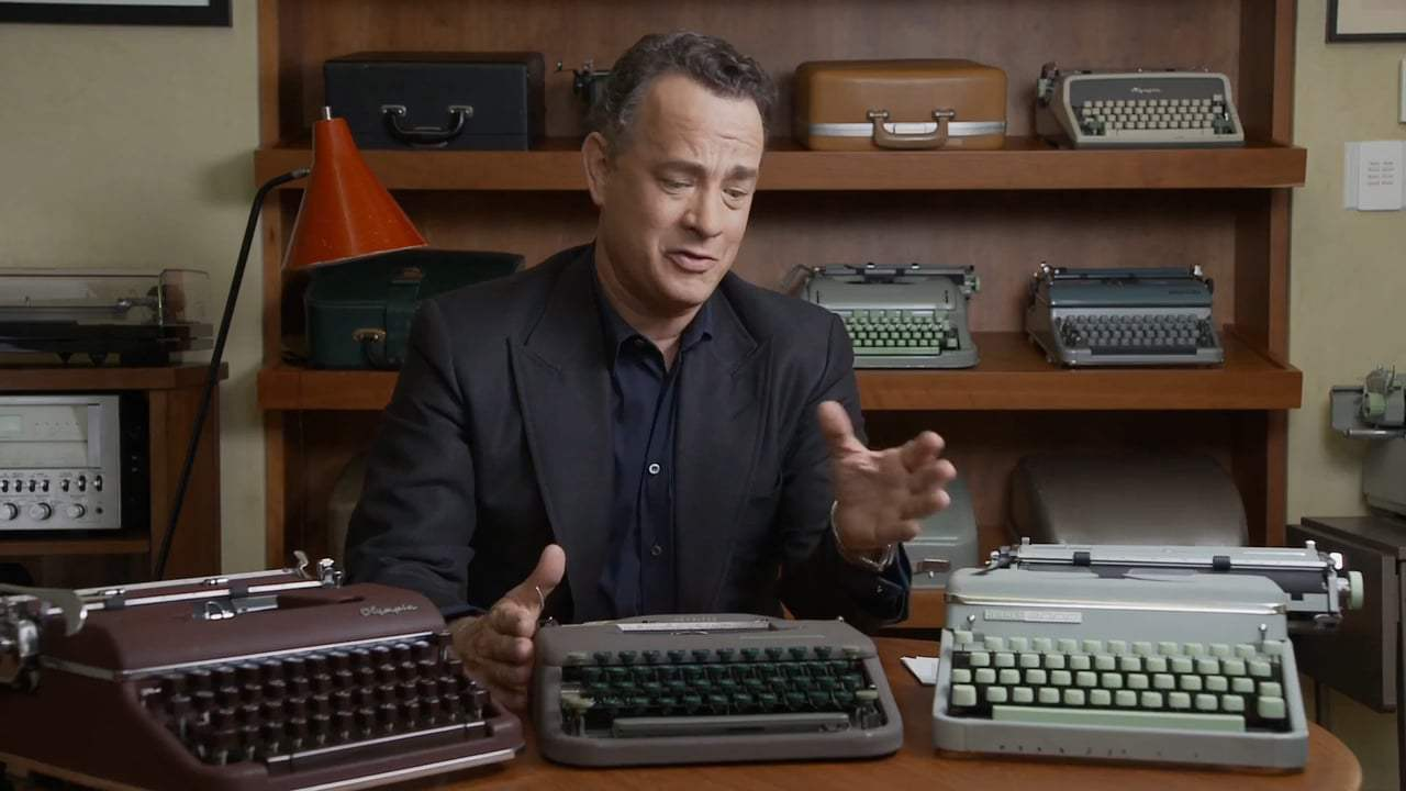 California Typewriter (2017) - Tom Hanks Screen Capture #3