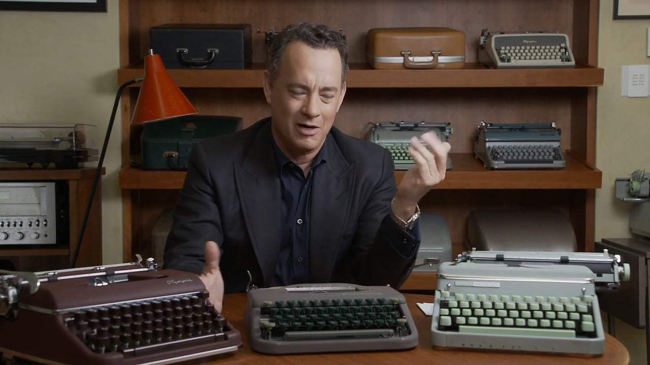 California Typewriter (2017) - Tom Hanks Screen Capture #4