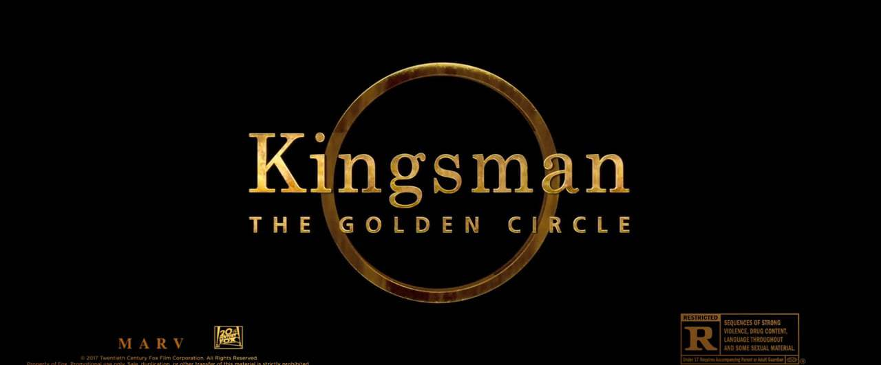 Kingsman: The Golden Circle TV Spot - One Little Pill (2017) Screen Capture #4