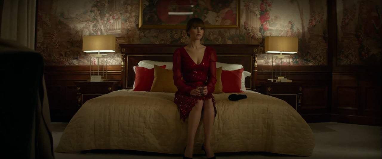 Red Sparrow Trailer (2018) Screen Capture #1