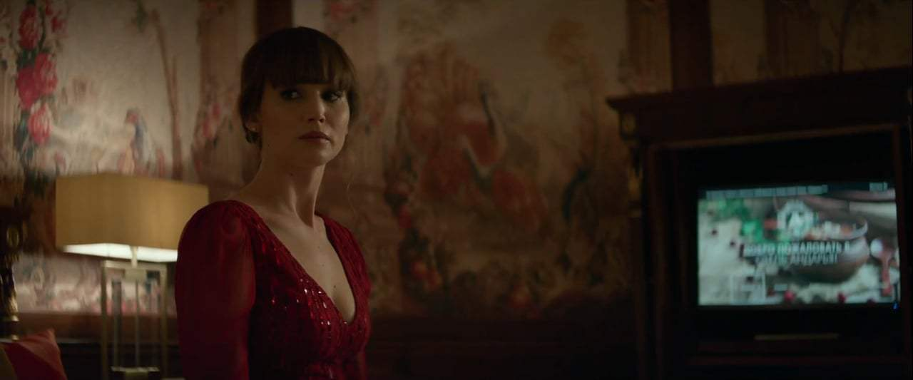 Red Sparrow Trailer (2018) Screen Capture #2