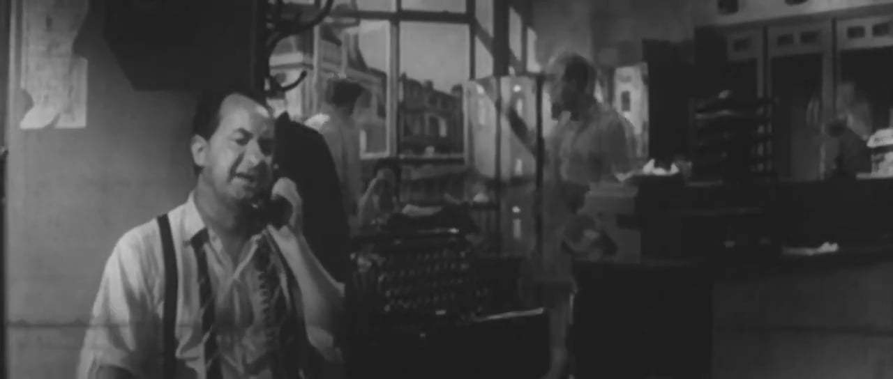 The Day the Earth Caught Fire Trailer (1961) Screen Capture #3