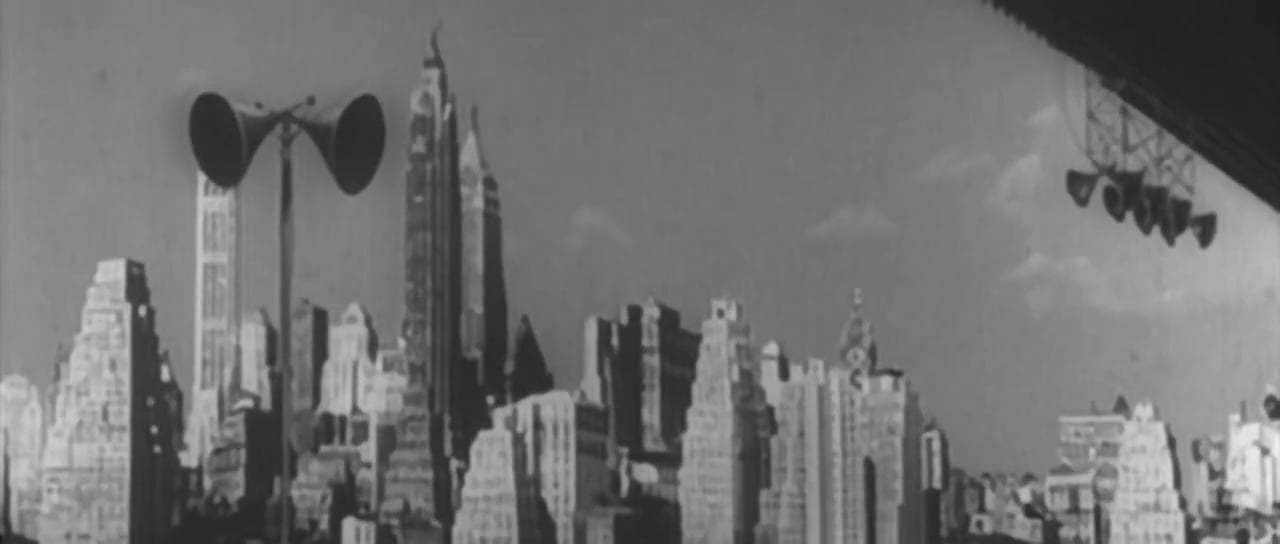 The Day the Earth Caught Fire Trailer (1961) Screen Capture #4