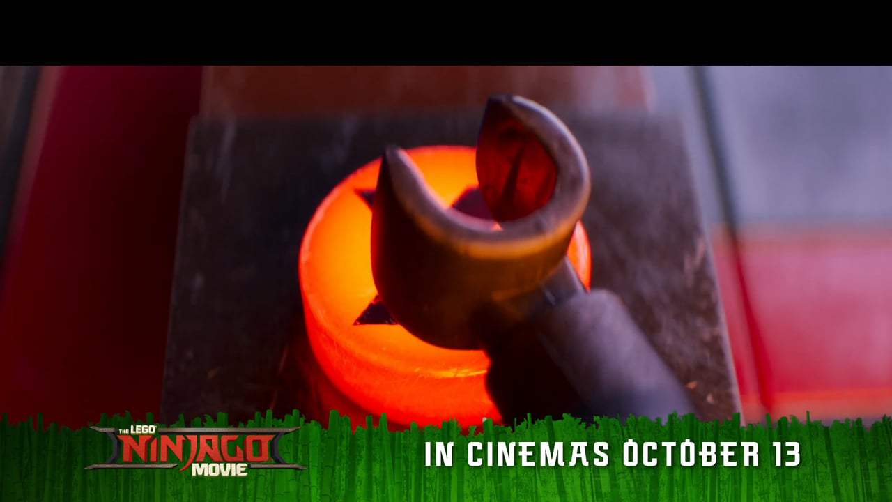The Lego Ninjago Movie TV Spot - Piece of the Action (2017) Screen Capture #1