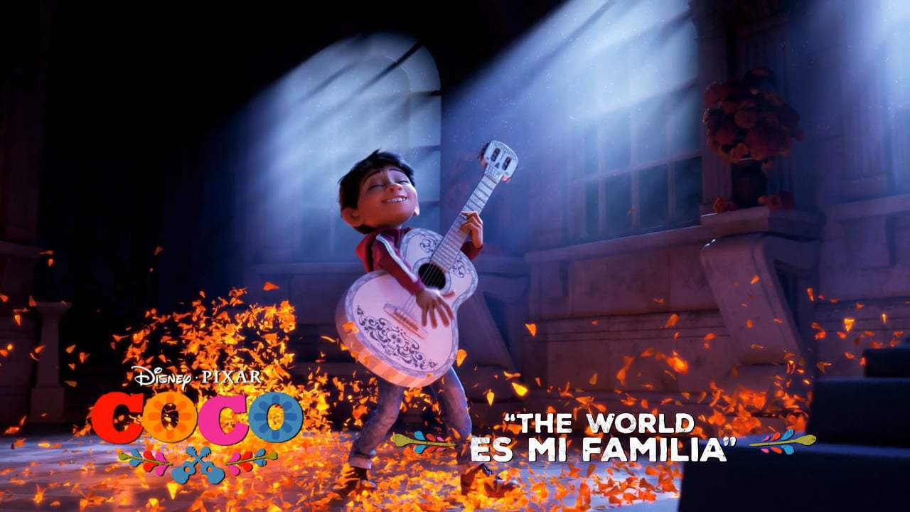 Coco TV Spot - The World Es Mi Familia (2017) Screen Capture #1
