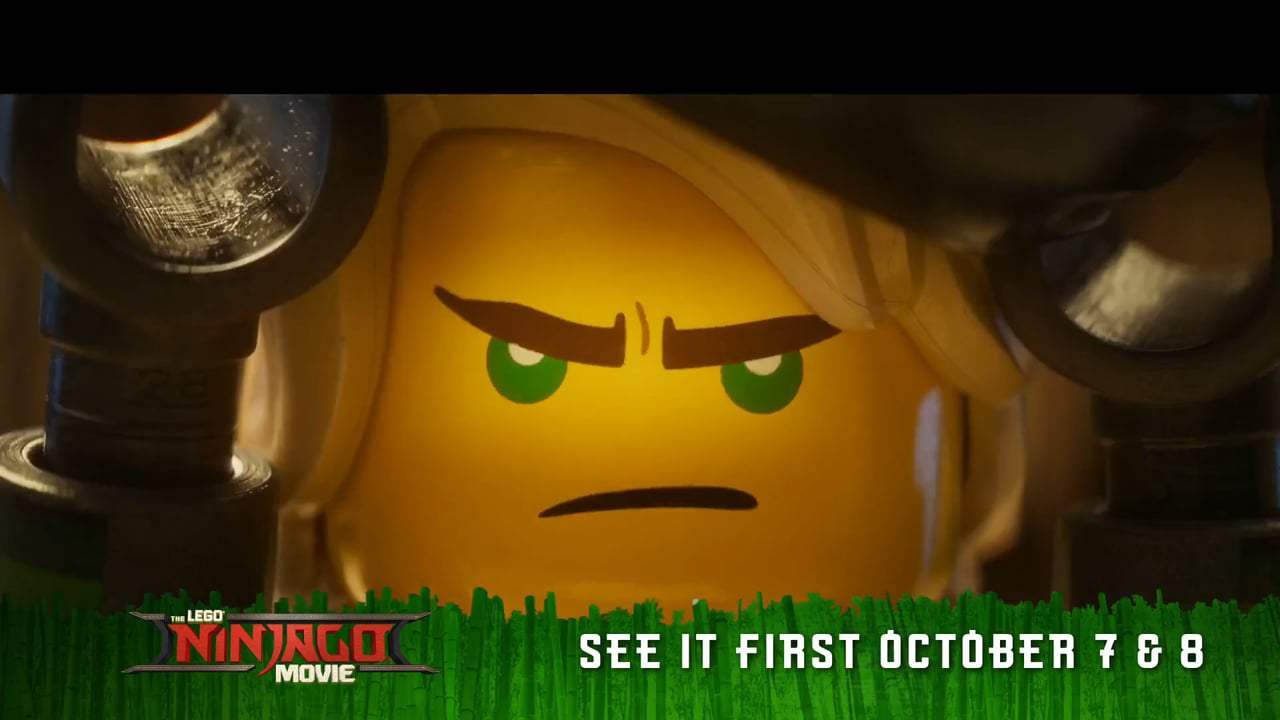 The Lego Ninjago Movie TV Spot - Kitty (2017) Screen Capture #2