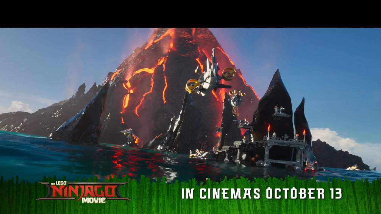The Lego Ninjago Movie TV Spot - Kitty (2017) Screen Capture #3