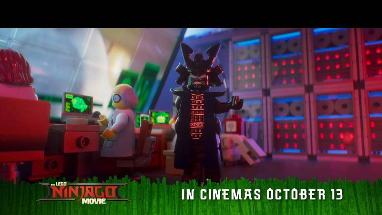 The Lego Ninjago Movie TV Spot - Kitty (2017) Screen Capture #4