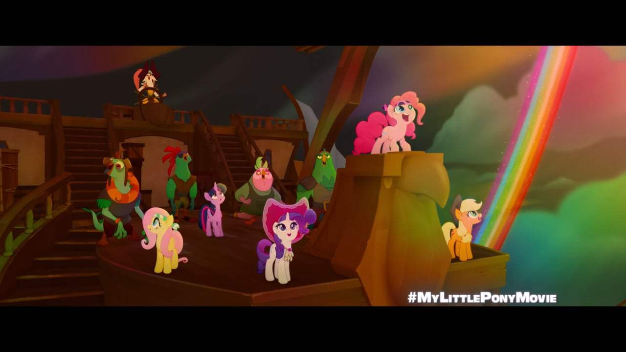 My Little Pony: The Movie TV Spot - Generations (2017) Screen Capture #1