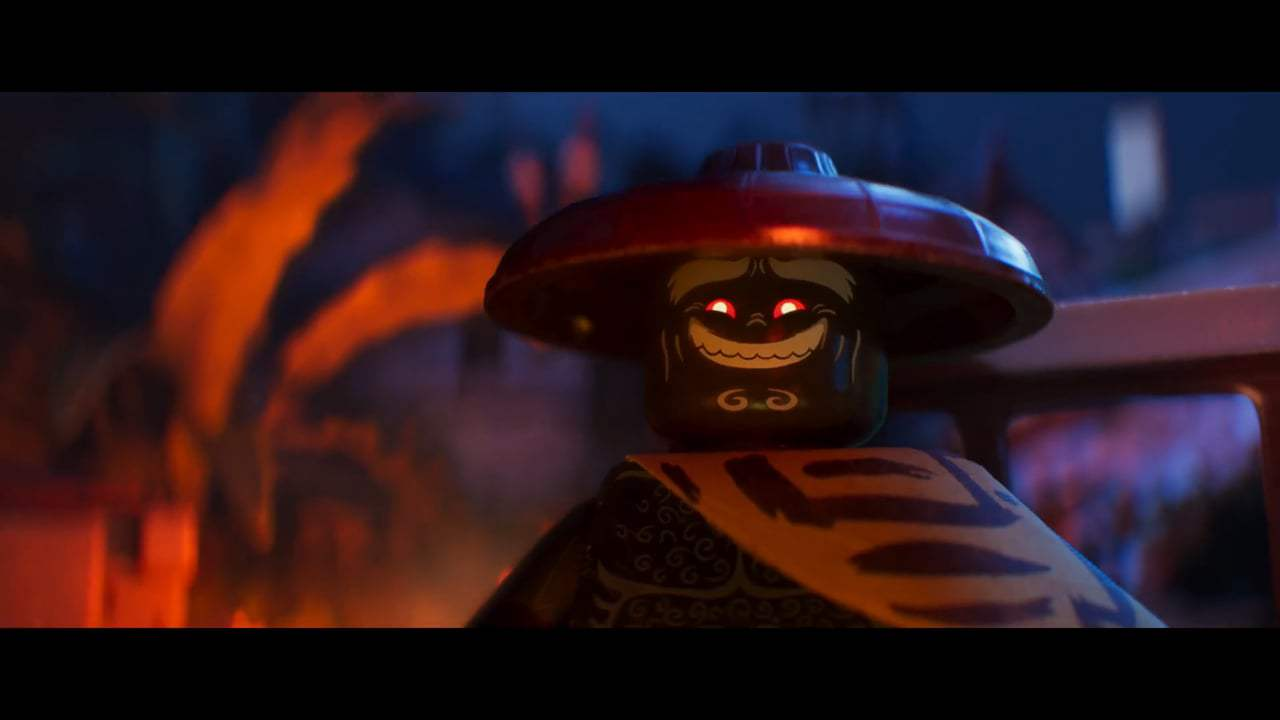 The Lego Ninjago Movie TV Spot - Me and My Minifig (2017) Screen Capture #1