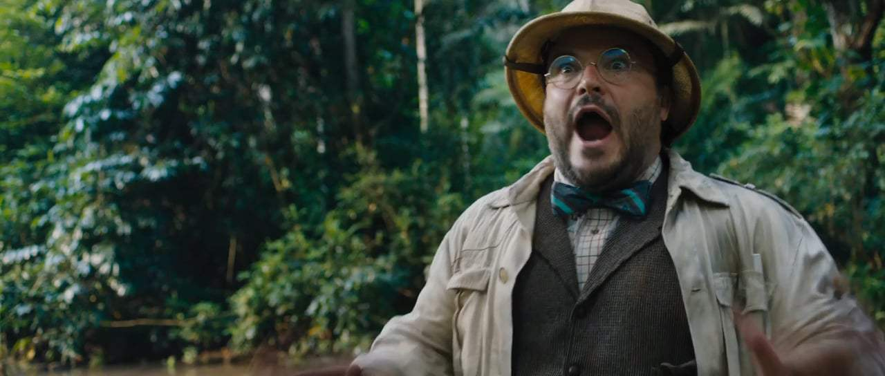 Jumanji: Welcome to the Jungle Feature Trailer (2017) Screen Capture #2