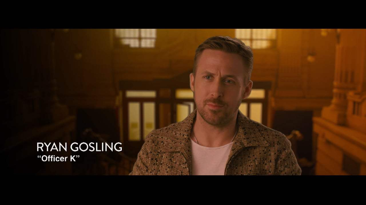 Blade Runner 2049 Featurette - World of Blade Runner (2017) Screen Capture #1