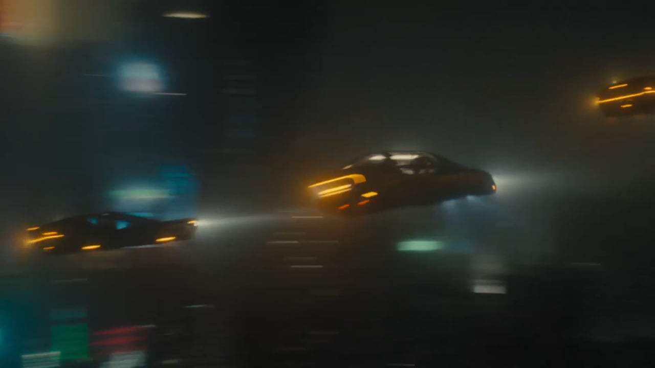 Blade Runner 2049 TV Spot - Enjoy (2017) Screen Capture #3