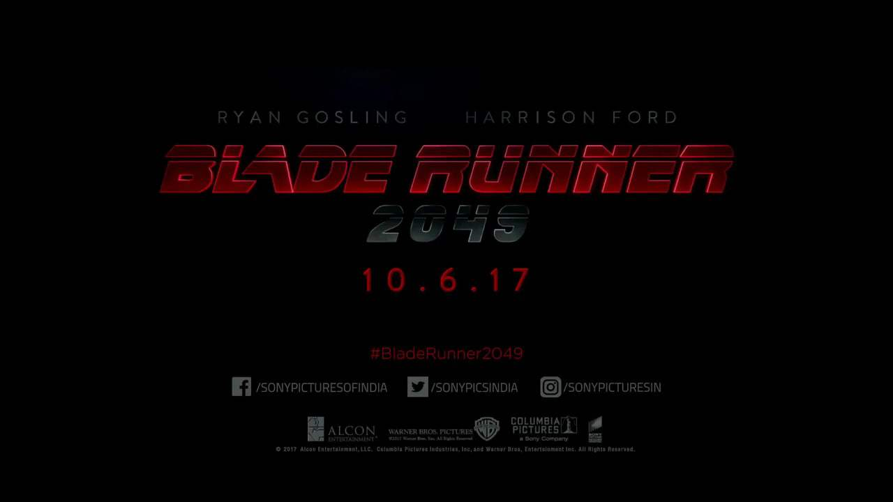 Blade Runner 2049 TV Spot - Enjoy (2017) Screen Capture #4