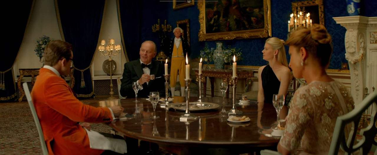 Kingsman: The Golden Circle TV Spot - Dinner (2017) Screen Capture #3