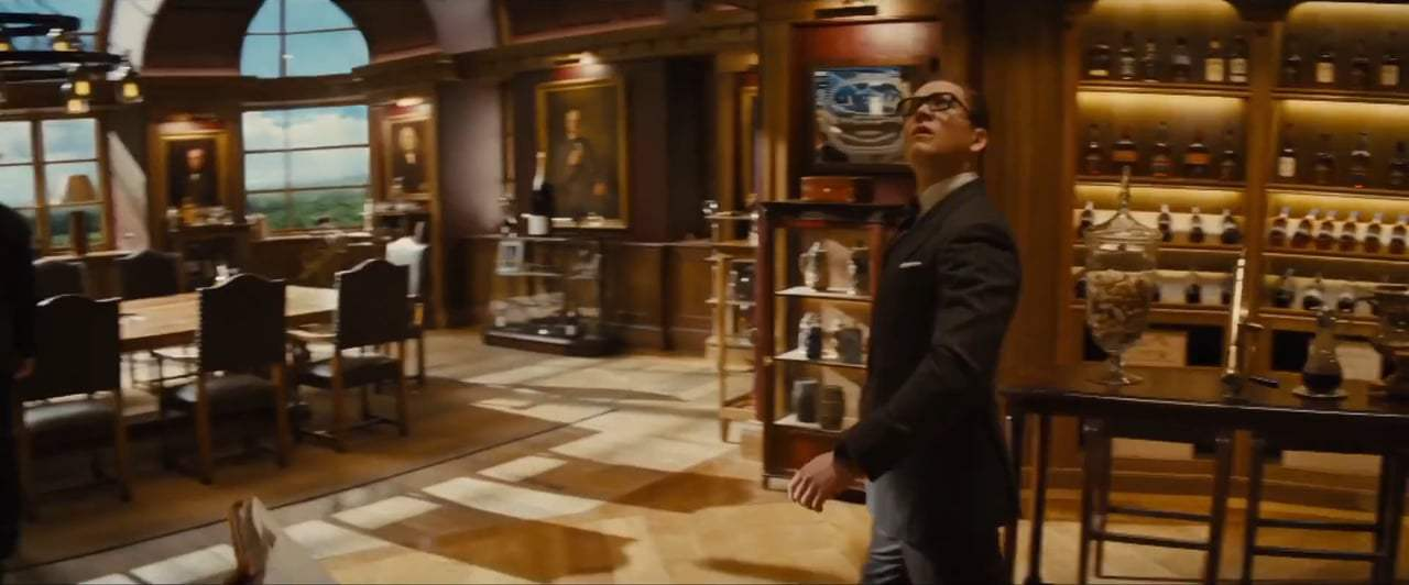 Kingsman: The Golden Circle TV Spot - Something Major (2017) Screen Capture #2