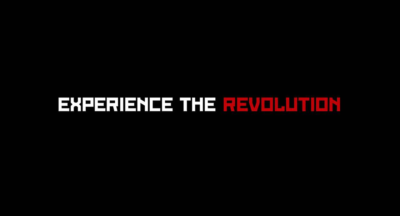 Revolution: New Art for a New World TV Spot - Experience the Revolution (2016) Screen Capture #1
