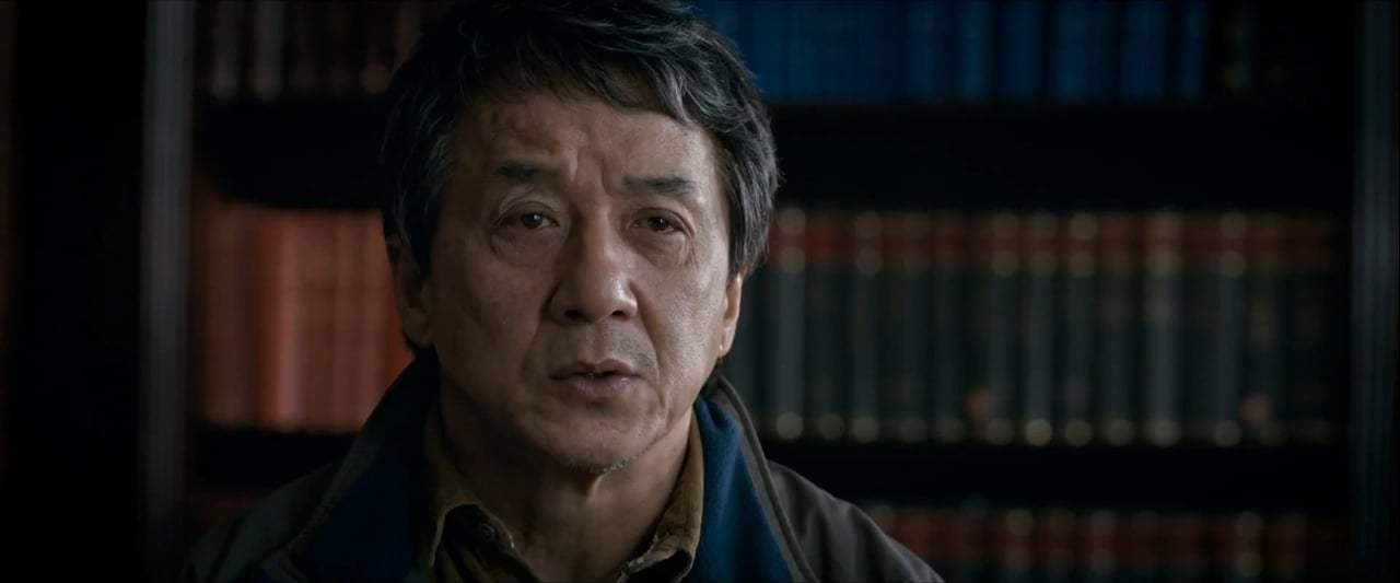 The Foreigner TV Spot - Names (2017) Screen Capture #2