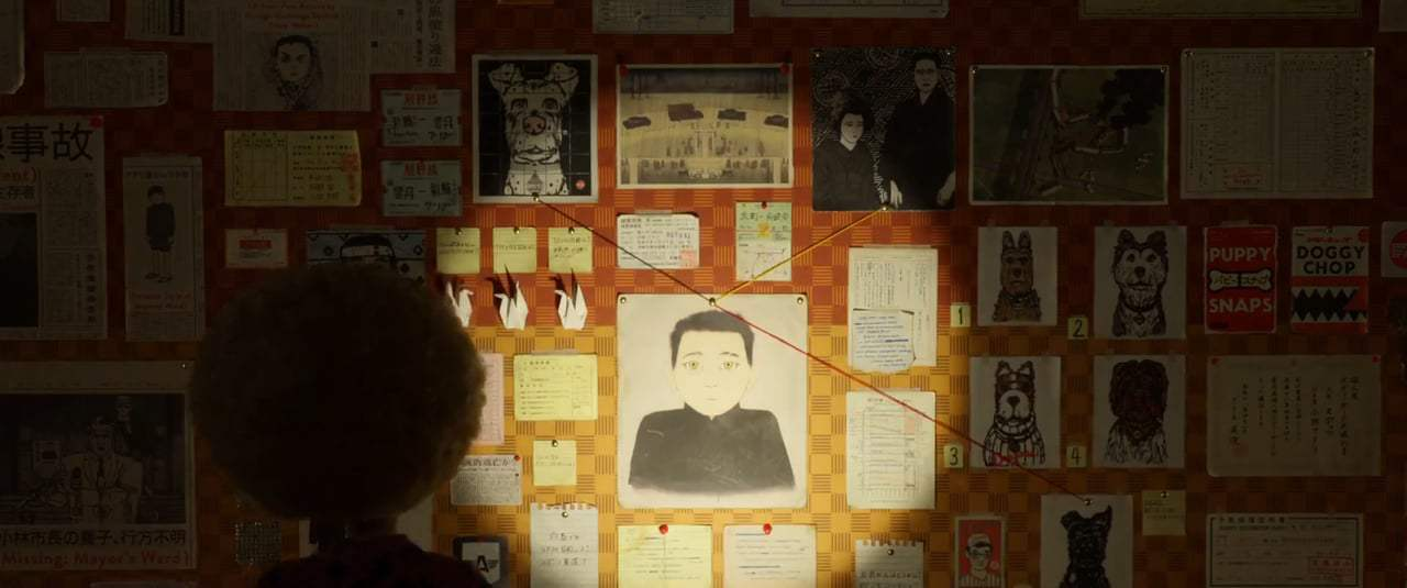 Isle of Dogs Trailer (2018) Screen Capture #2