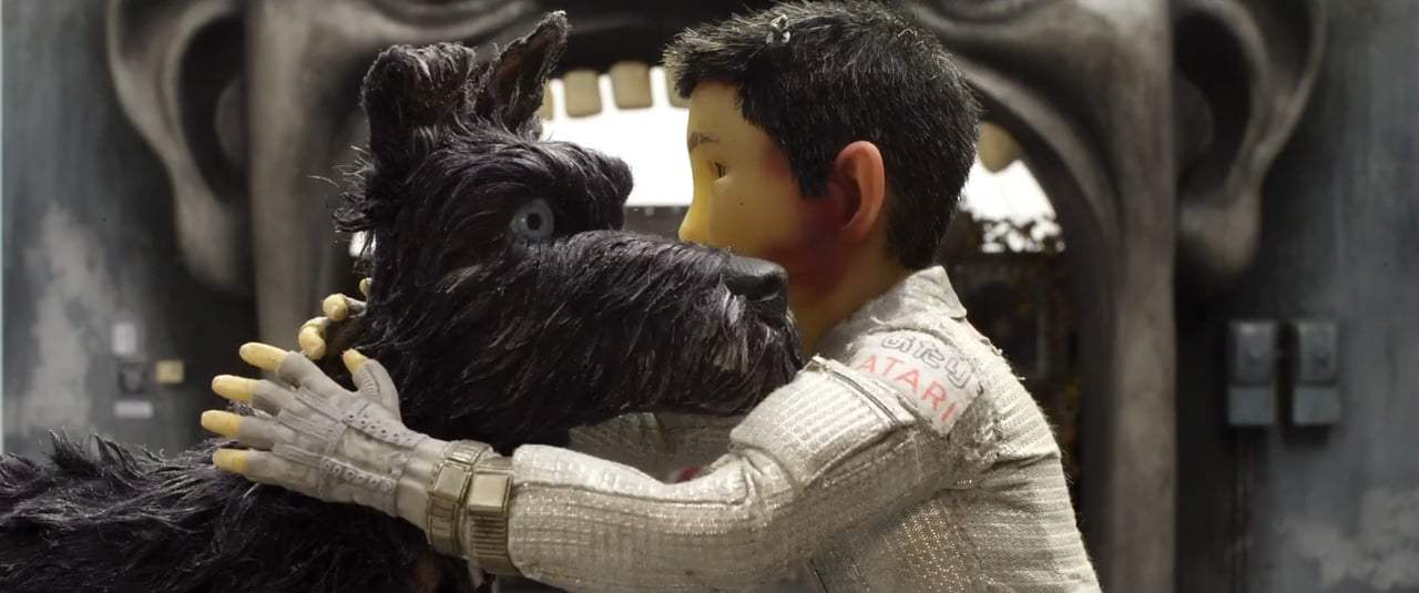 Isle of Dogs Trailer (2018) Screen Capture #3