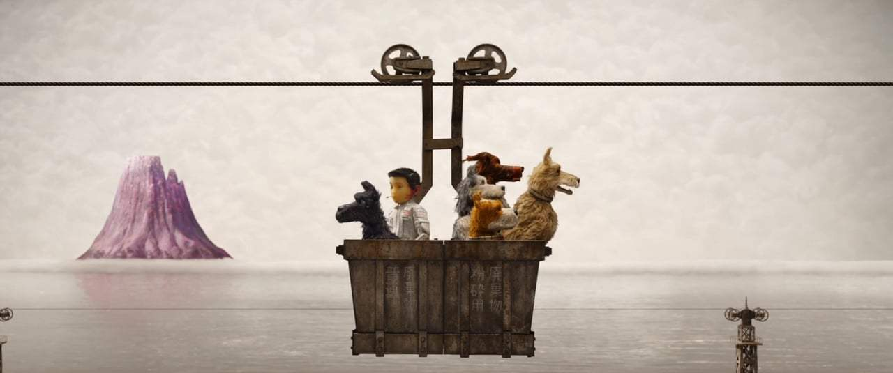 Isle of Dogs Trailer (2018) Screen Capture #4
