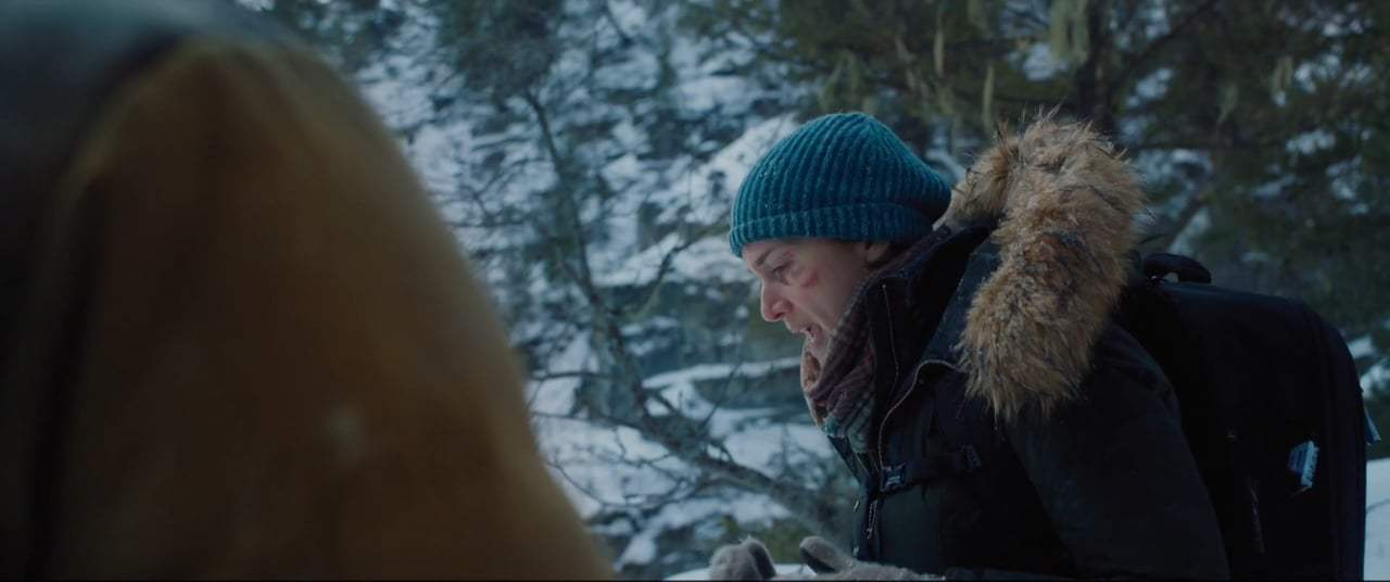 The Mountain Between Us (2017) - We Don't Have A Choice Screen Capture #2