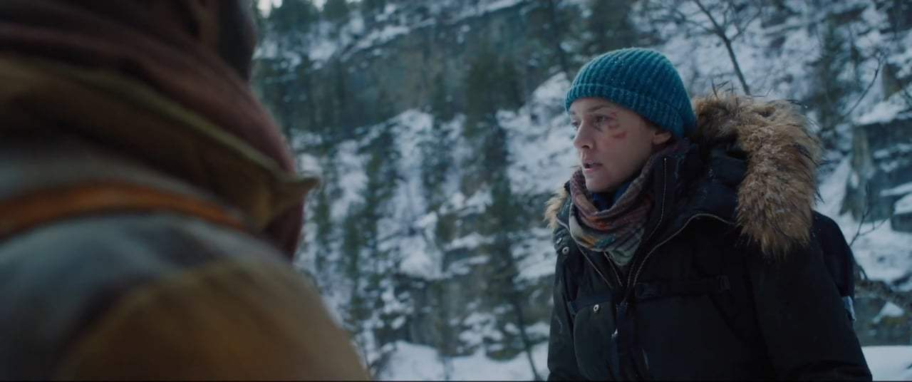 The Mountain Between Us (2017) - We Don't Have A Choice Screen Capture #3