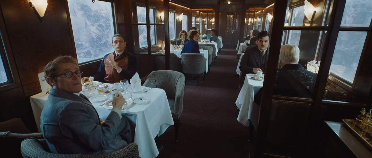 Murder on the Orient Express Feature Trailer (2017) Screen Capture #2