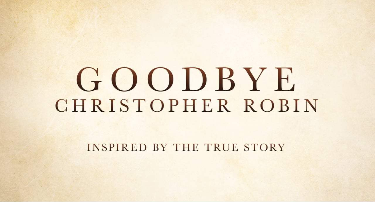 Goodbye Christopher Robin (2017) - Hundred Acre Wood Screen Capture #4