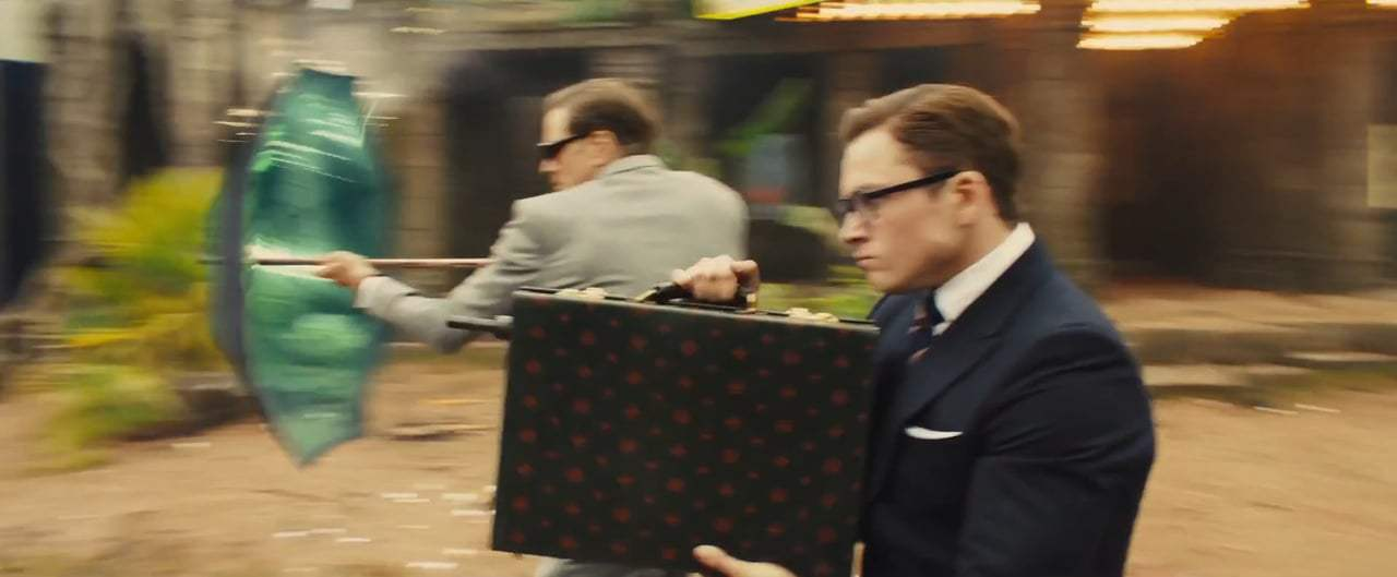 Kingsman: The Golden Circle TV Spot - Masterpiece (2017) Screen Capture #1
