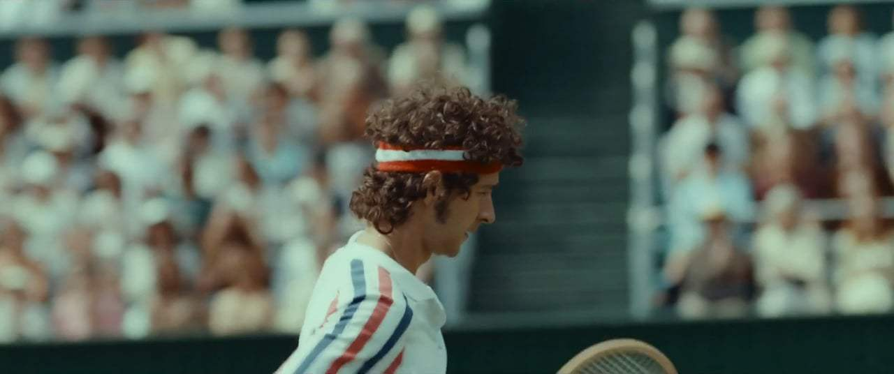 Borg/McEnroe (2017) - You Cannot Be Serious Screen Capture #1