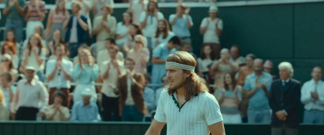 Borg/McEnroe (2017) - You Cannot Be Serious Screen Capture #3