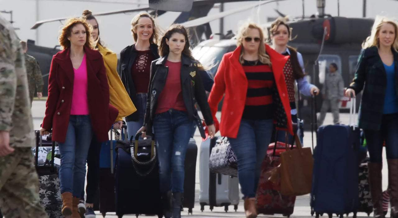 Pitch Perfect 3 Trailer (2017) Screen Capture #2