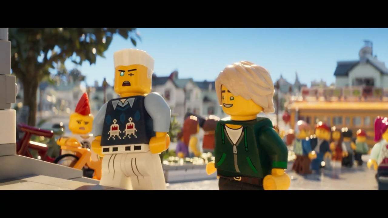 The Lego Ninjago Movie (2017) - Boo Lloyd Screen Capture #1
