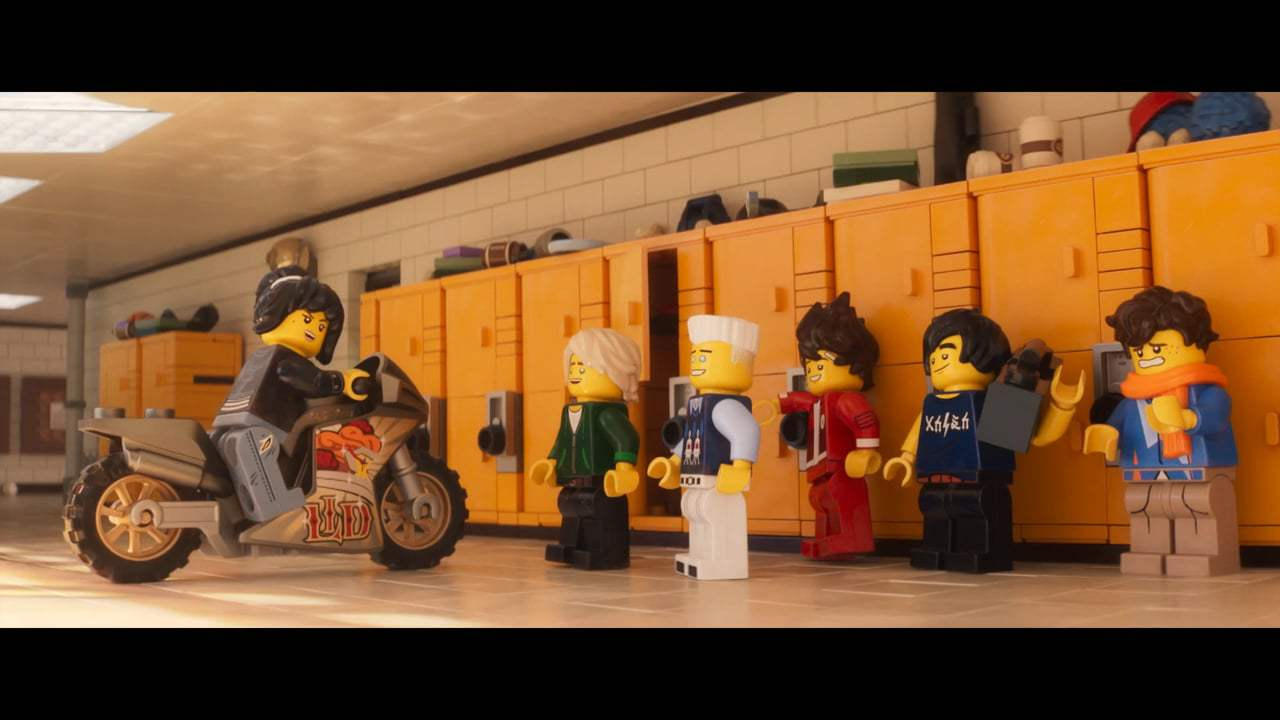 The Lego Ninjago Movie (2017) - Boo Lloyd Screen Capture #2